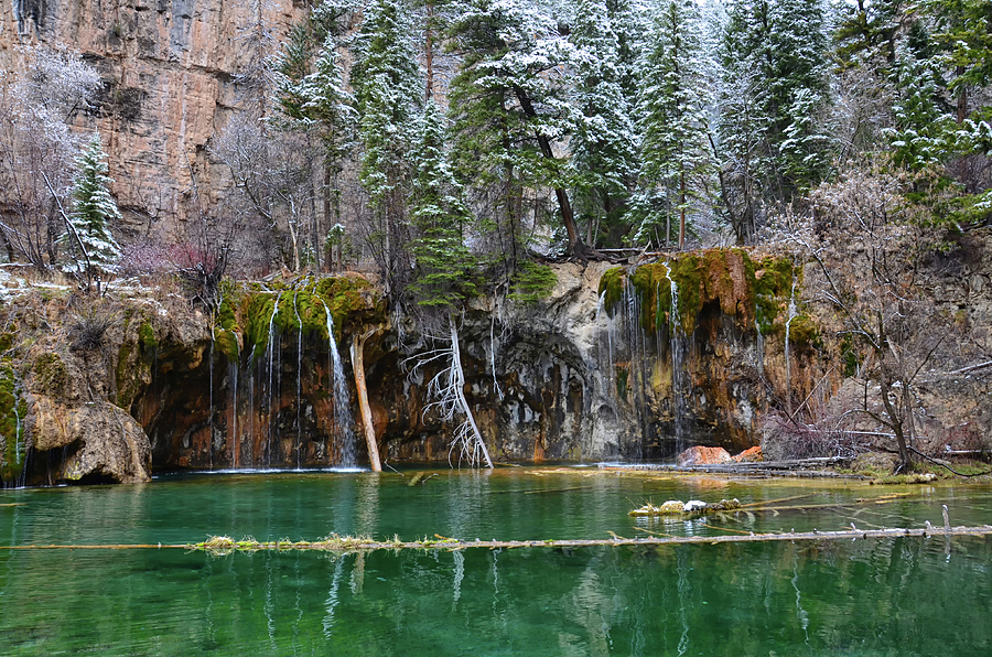 Hanging Lake 6 by Angelina Tamez
