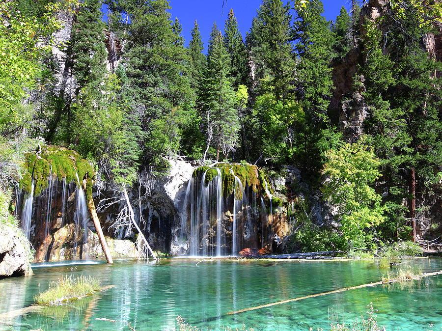 Hanging Lake Glenwood Springs Colorado Photograph By Alex Nikitsin