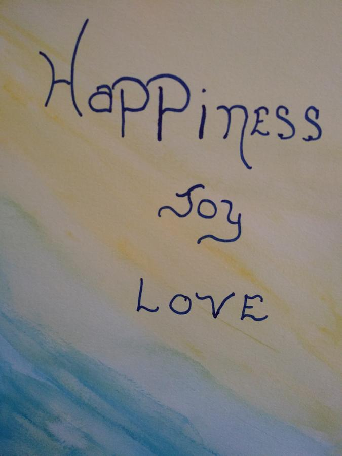 Happiness by Tina Marie Gill