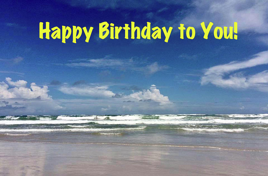 Happy Birthday by Kristina Deane