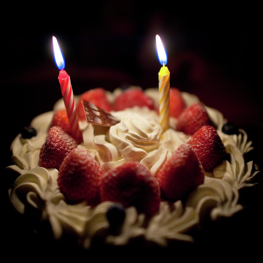 Happy Birthday Photograph by Tomoji Hirakata