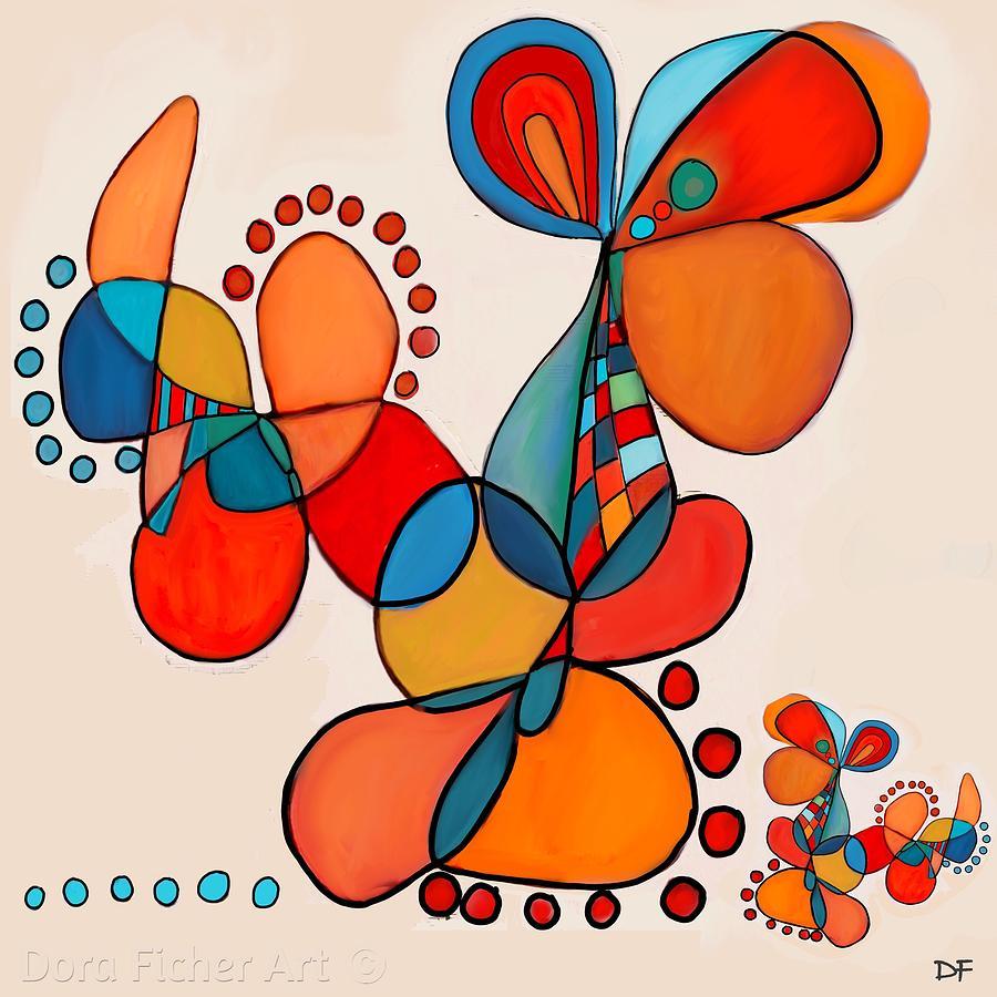 Happy Colors by Dora Ficher