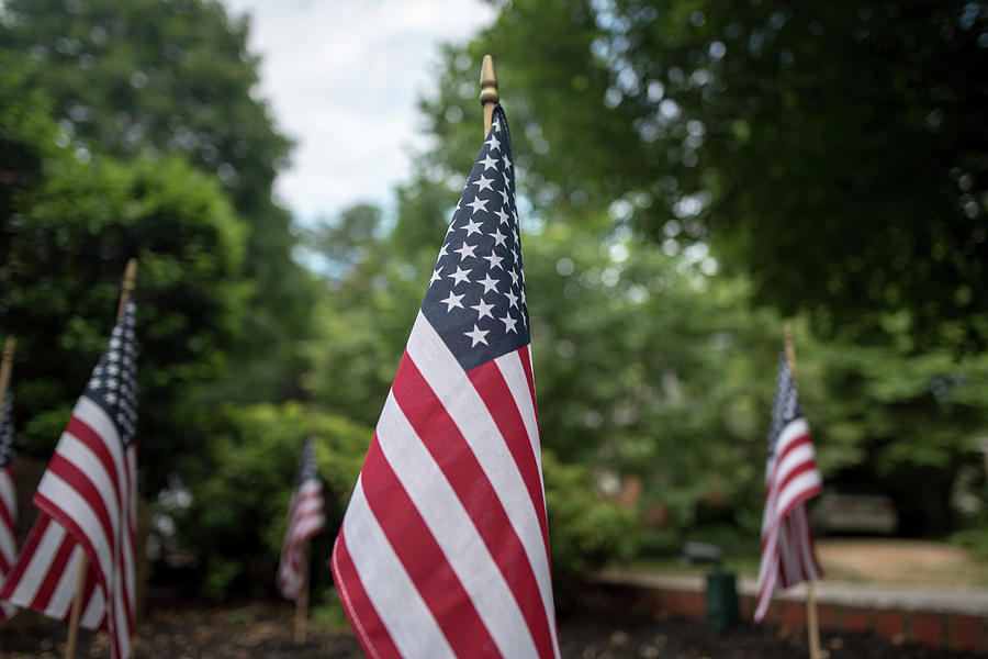 Happy Fourth of July by Doug Ash