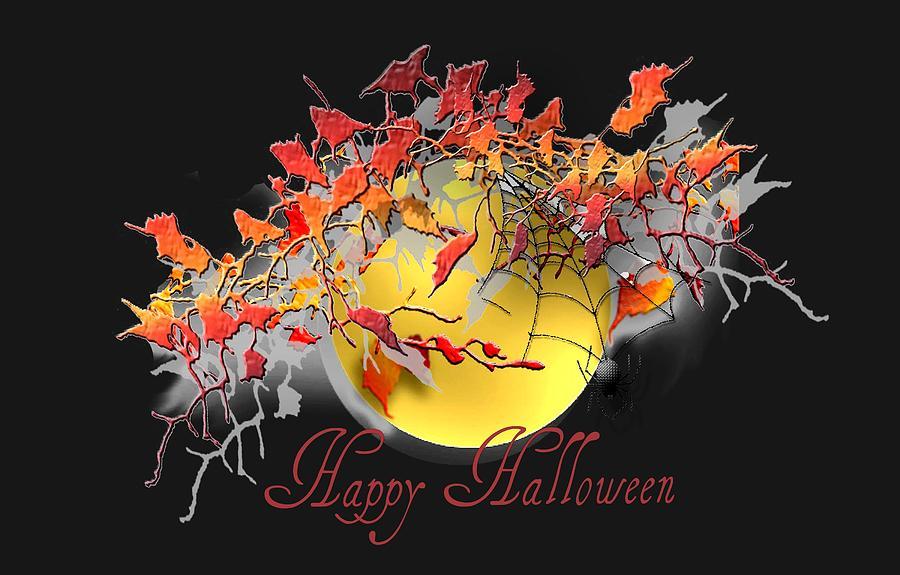 Happy Halloween by Belinda Landtroop