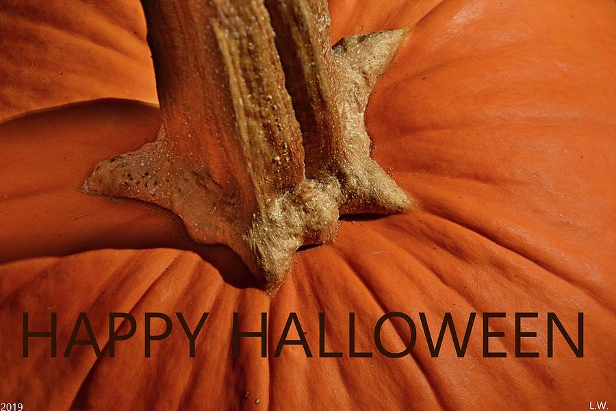 Happy Halloween by Lisa Wooten