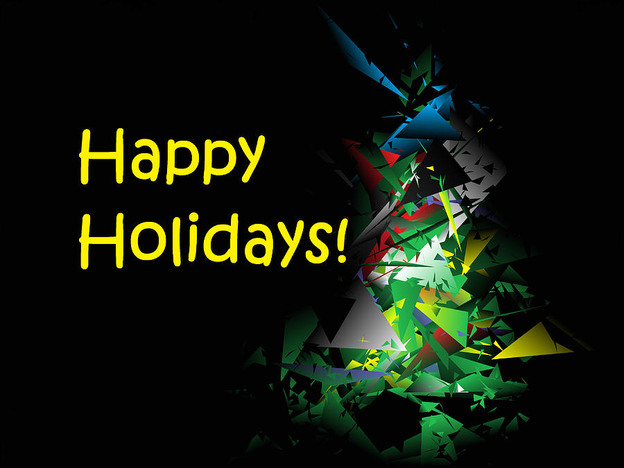 Happy Holidays - 2018-1 by Ludwig Keck
