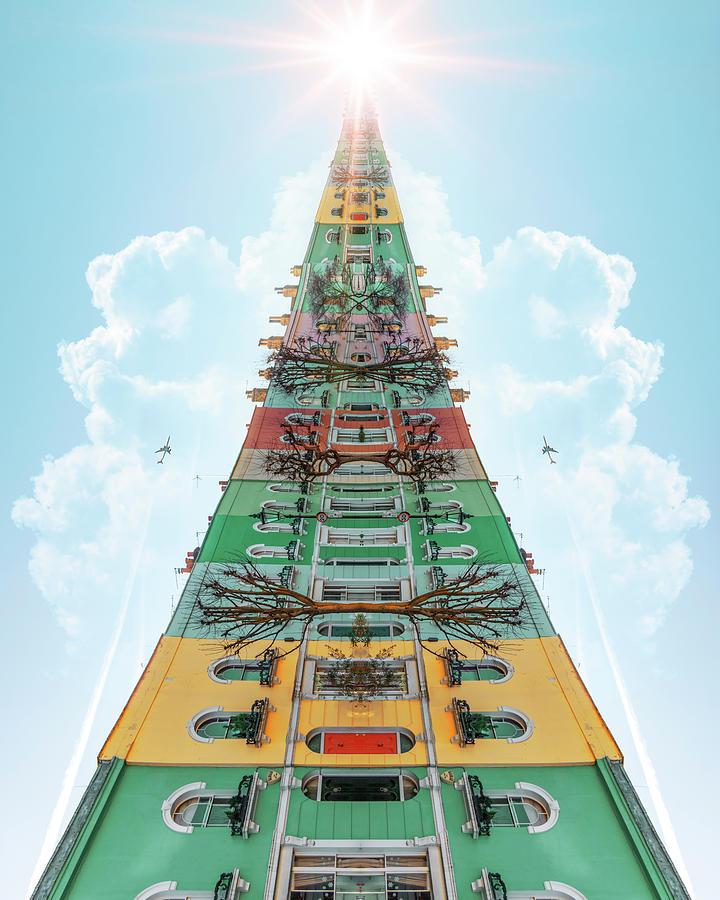 Happy House Dreams by Gabor Estefan