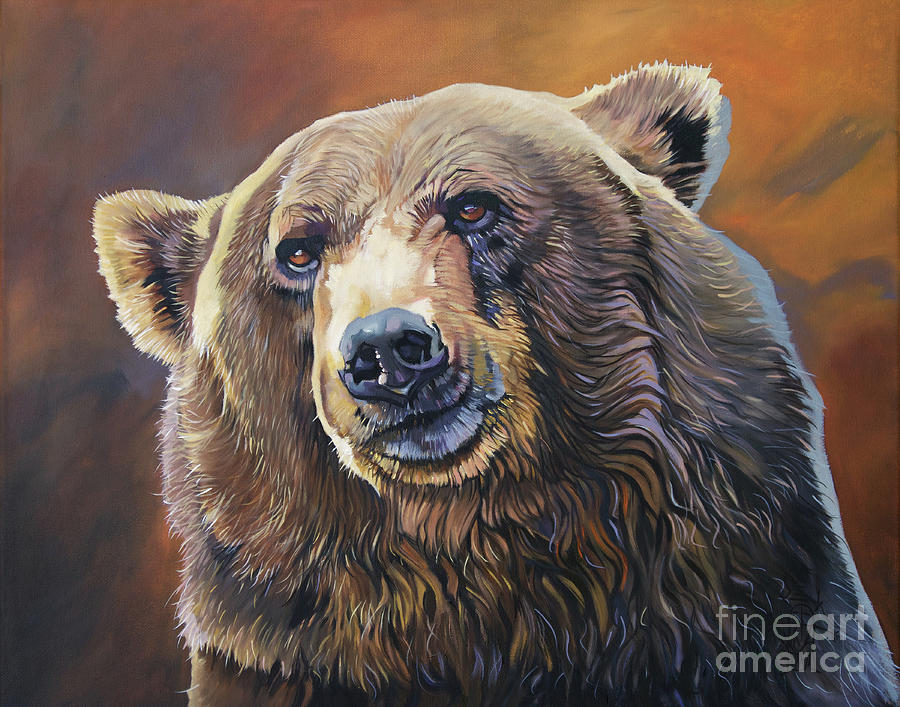 Grin and Bear it by J W Baker