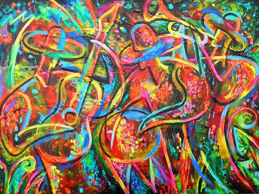 Happy Latin Music by Leon Zernitsky