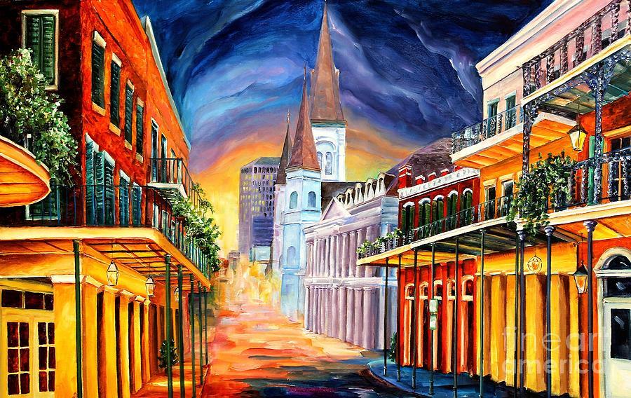 Happy New Orleans by Diane Millsap