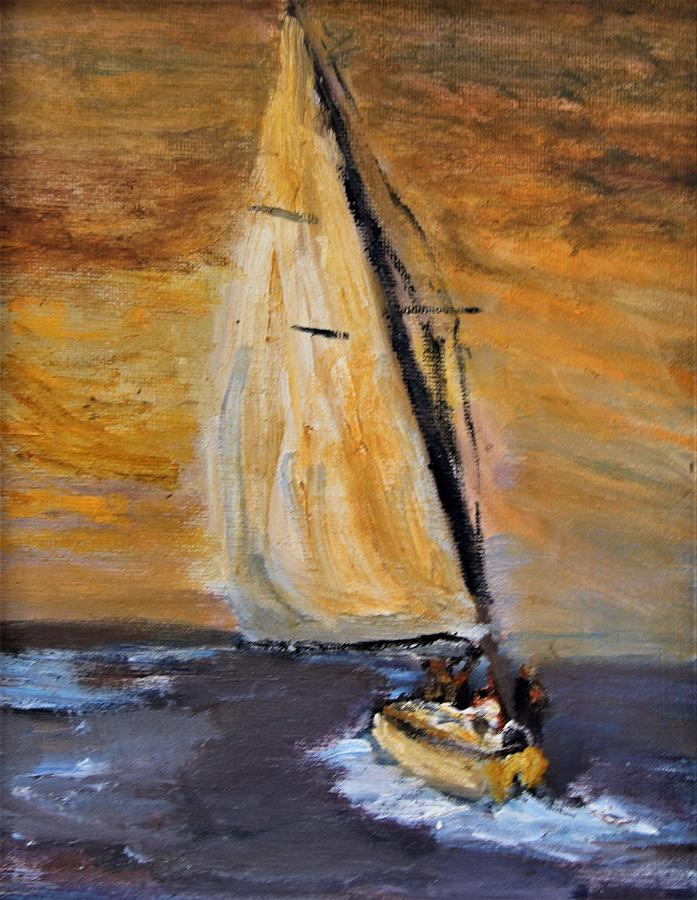 Happy Sails to You by Michael Helfen