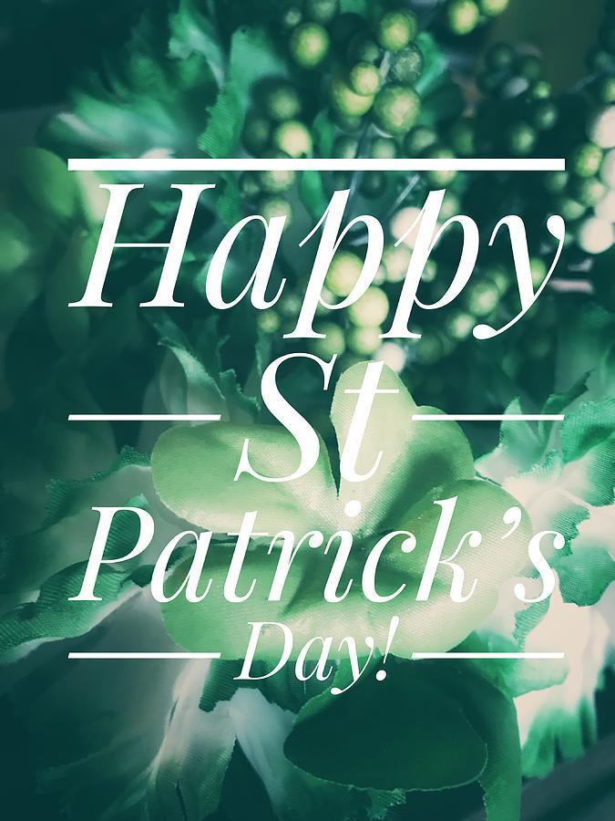 Happy St Patricks Day by Amy Sorvillo