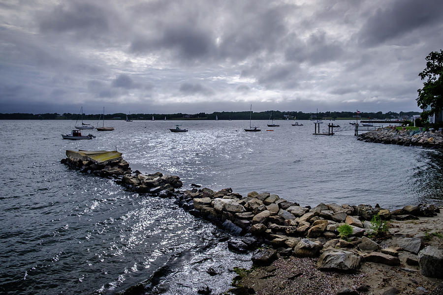 Harbor Blues by Glenn DiPaola