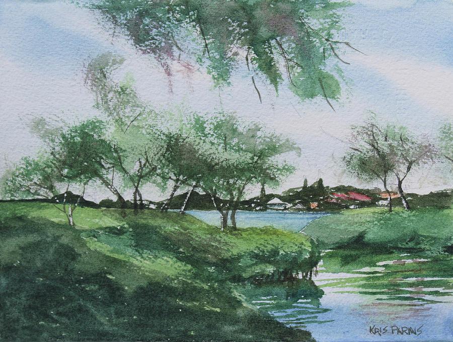 Harbor Creek by Kris Parins
