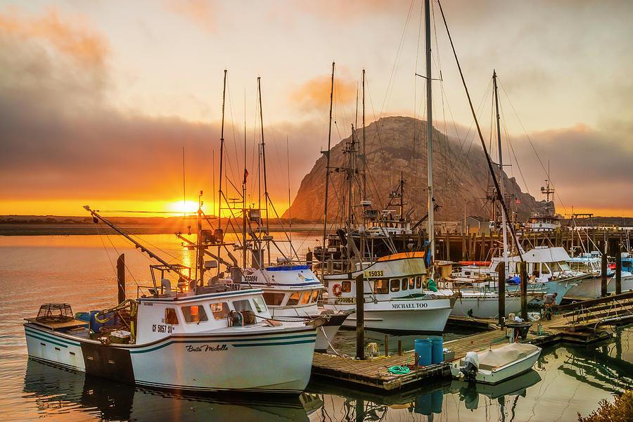 Boat Photograph - Harbor by Fernando Margolles