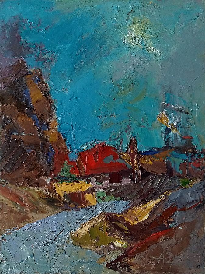 Harbor by Irena Jablonski