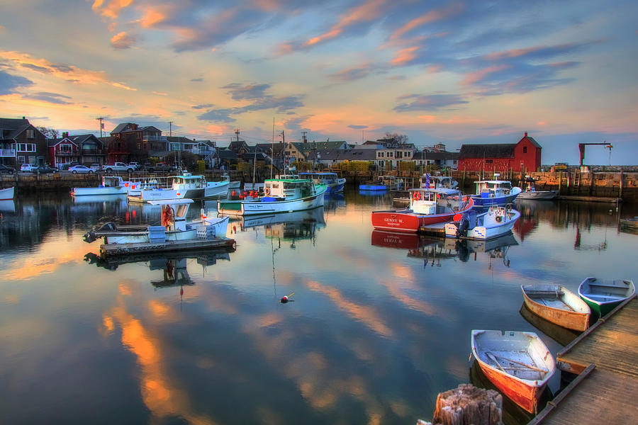 Rockport Massachusetts Stock Photos, Pictures & Royalty