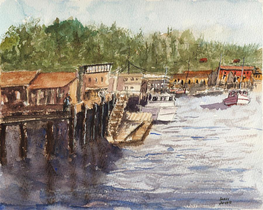 Harbor Town by Barry Jones