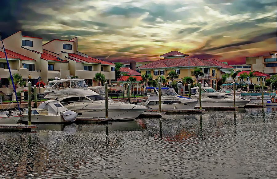 Harbor View by Anthony Dezenzio
