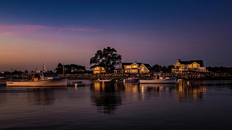 Harbor View by Ray Silva