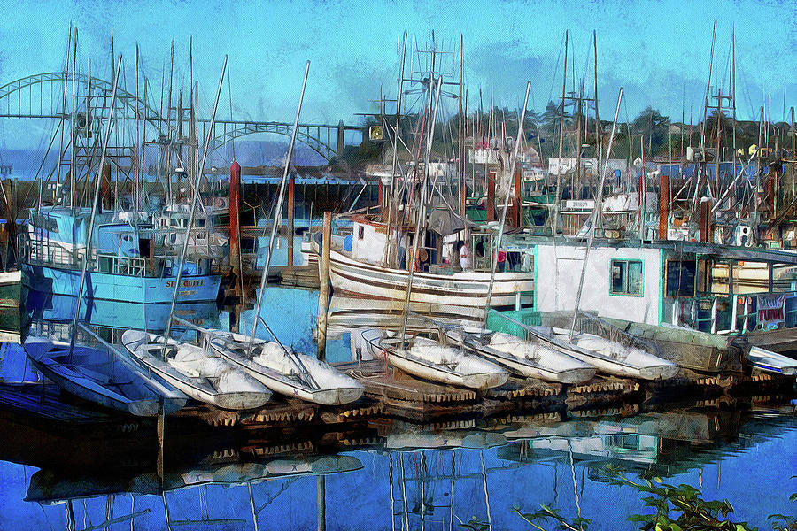 Harbor View by Thom Zehrfeld