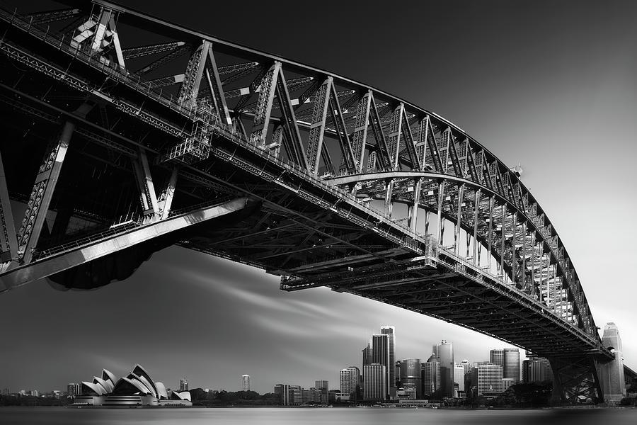 Harbour Bridge Profile Mk.i by Dr. Akira Takaue