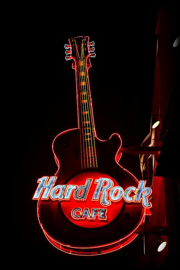 Hard Rock Cafe Niagara Falls Canada by Michael Morse