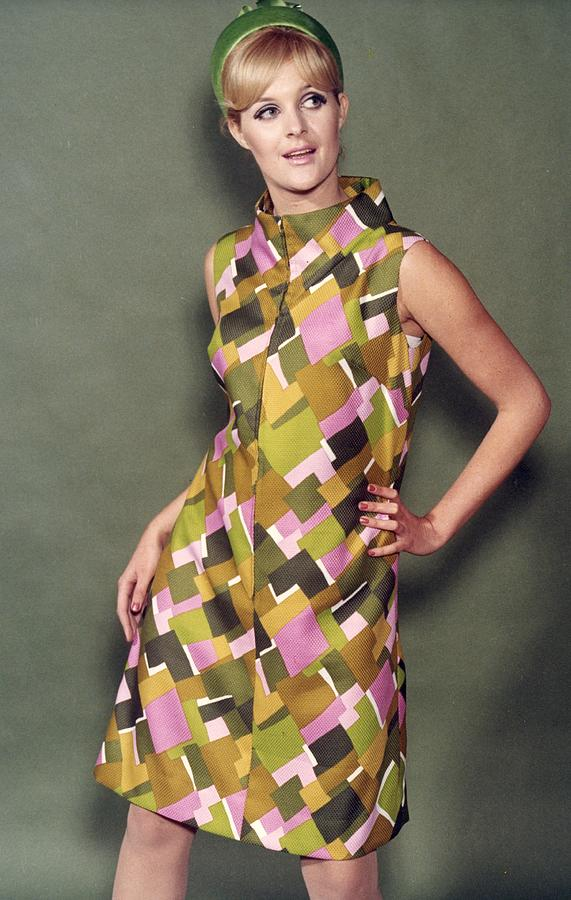 Harlequin Tunic Photograph by Chaloner Woods