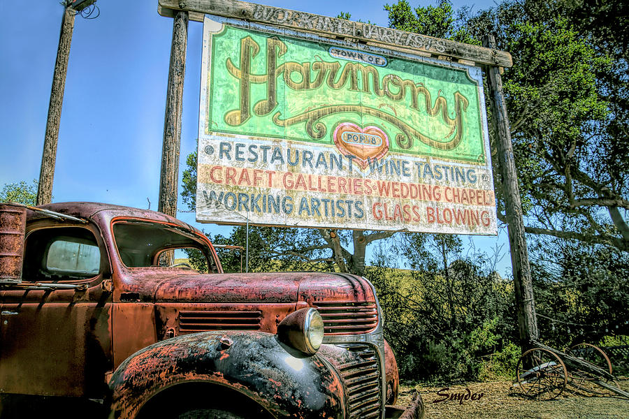 Harmony Relics by Floyd Snyder