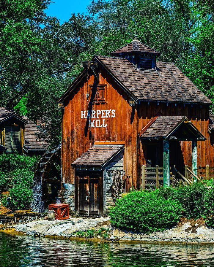 Harper's Mill by Rodney Lee Williams