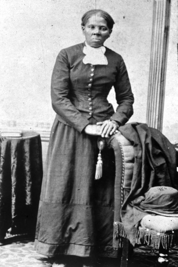 Harriet Tubman Photograph by Mpi
