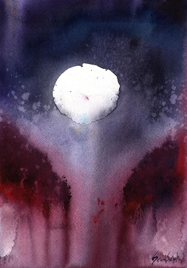 Harvest Moon September by Sean Seal