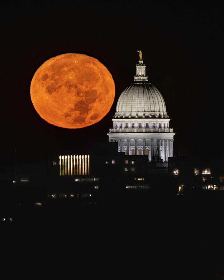Harvest Moon Shine by Jackie Johnson