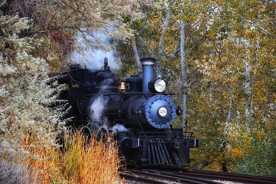 Harvest Train by Steph Gabler