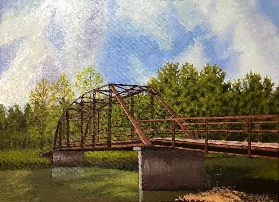 Haskin's Bridge by Dustin Miller