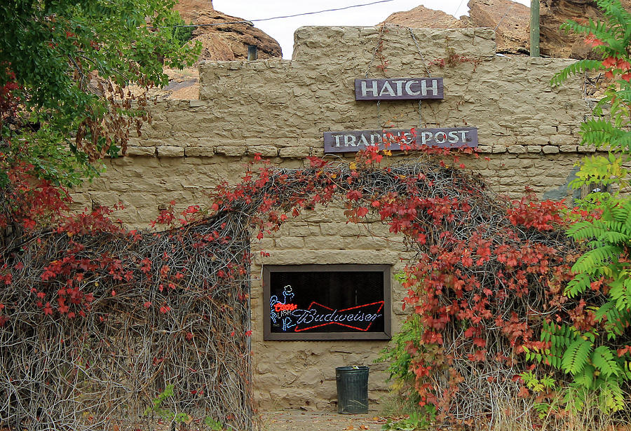 Hatch Trading Post by Jonathan Thompson