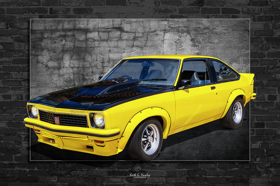Hatchback Torana by Keith Hawley
