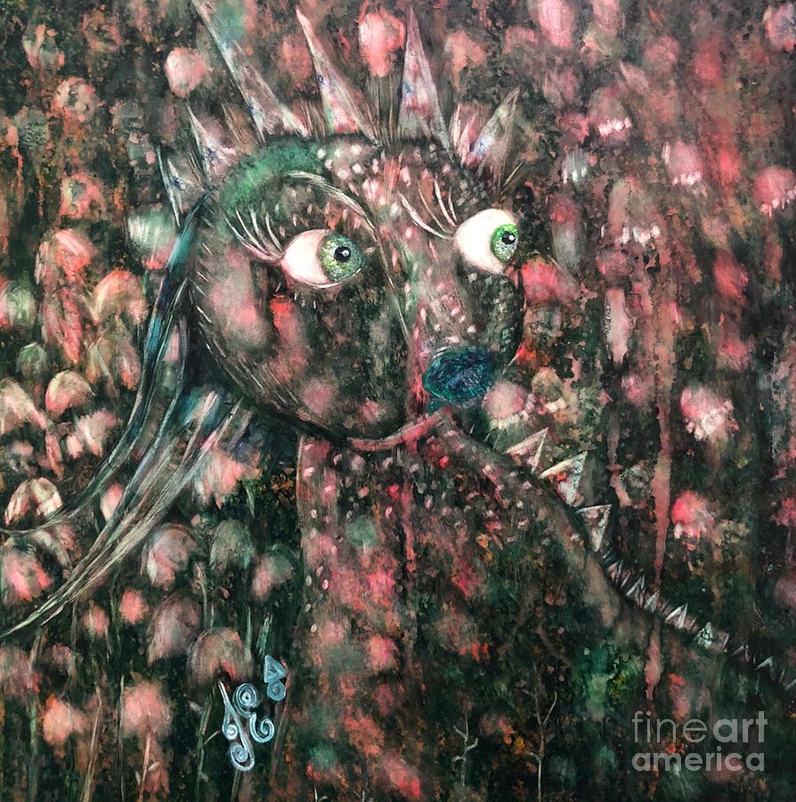 Hatchling by Julie Engelhardt
