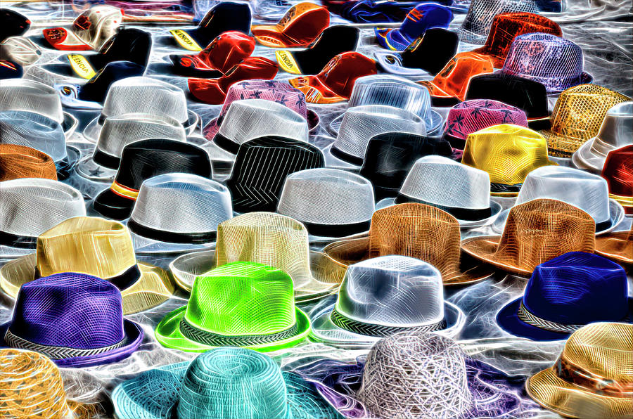 Hats by PAUL COCO