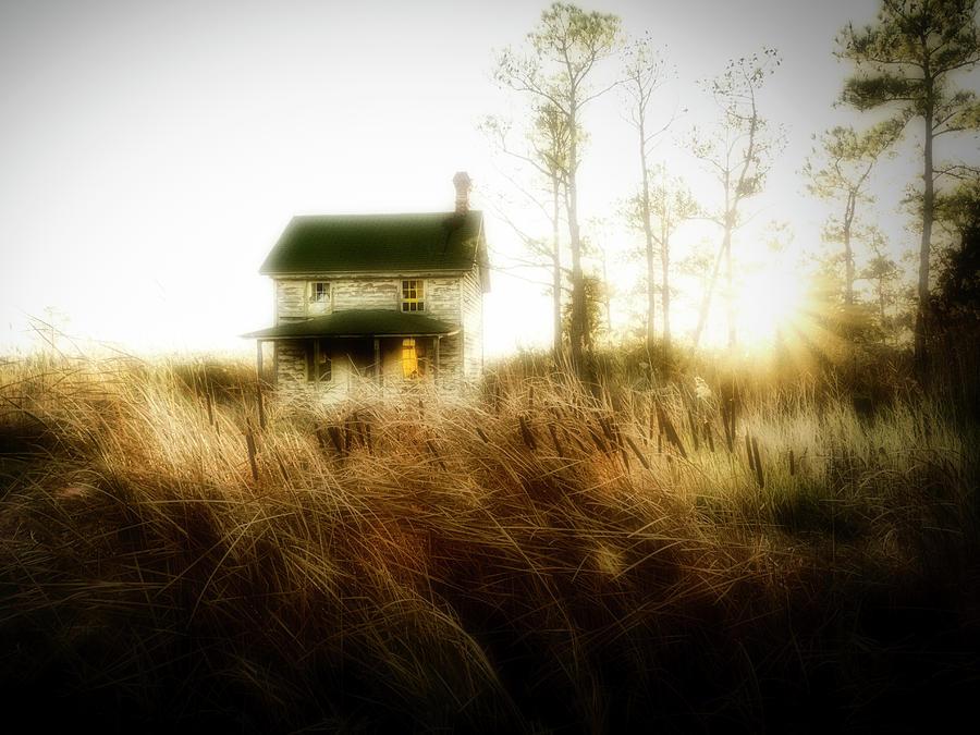 Haunted House by David Kay
