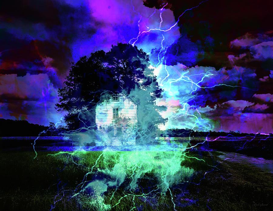 Haunted House by Linda Sannuti