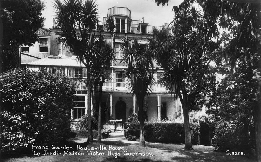 Hauteville House Photograph by Hulton Archive