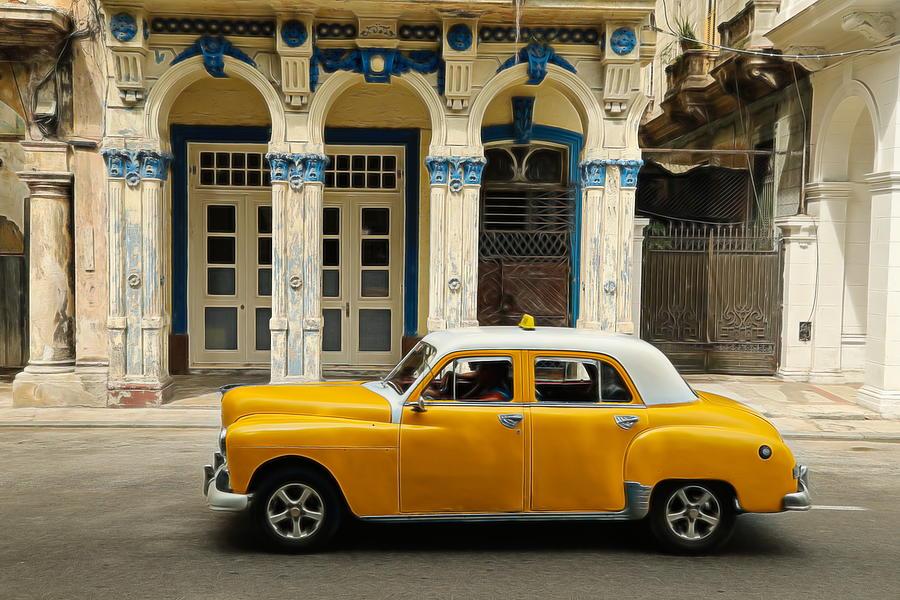 Havana Banana by Mary Buck