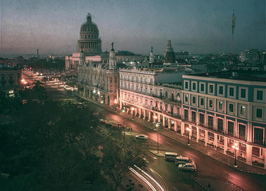 Havana Cuba Awakens by Joan Carroll