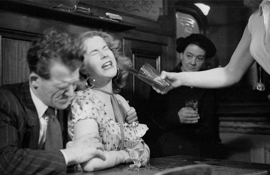 Have A Drink Photograph by Bert Hardy