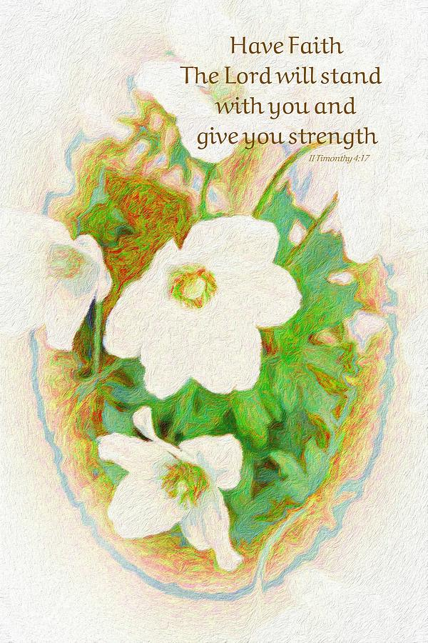 Have Faith by Diane Lindon Coy