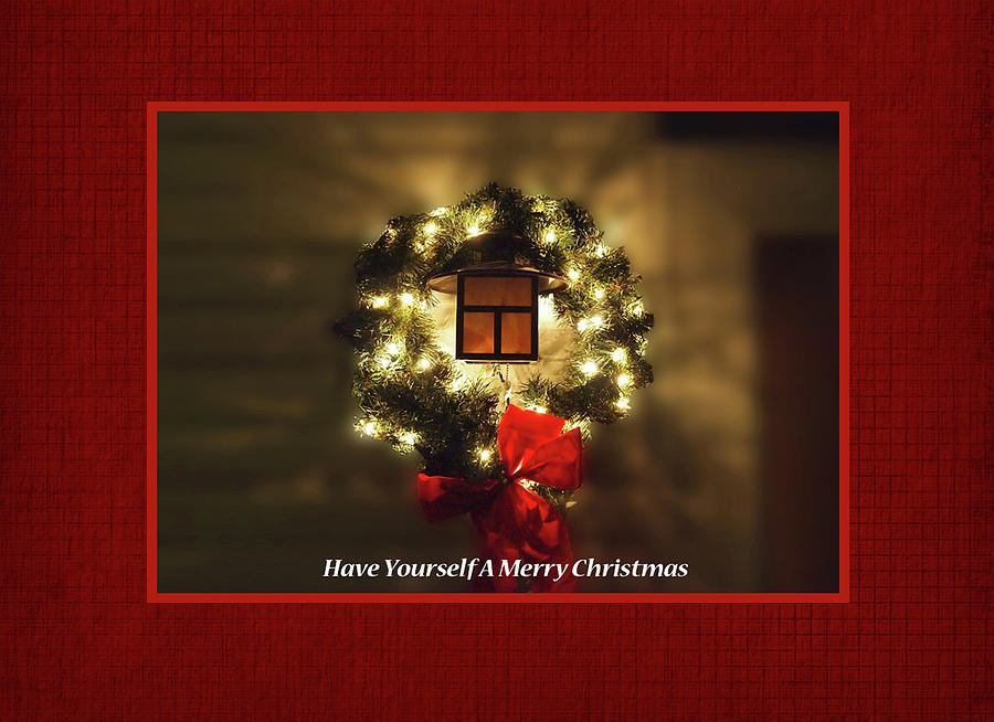 Have Yourself A Merry Christmas by Jacqueline Sleter