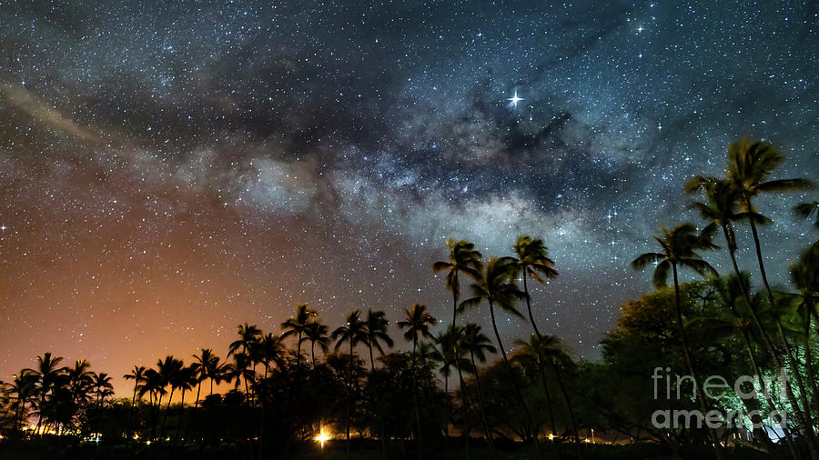Hawaii Night by Mark Jackson