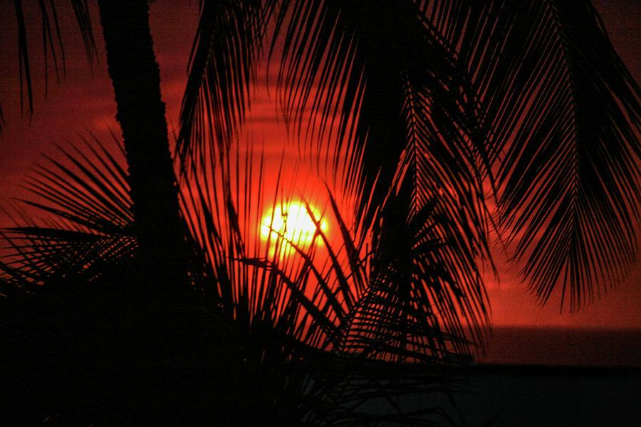 Hawaii Sunset by Natural Vista Photo - Matt Sexton