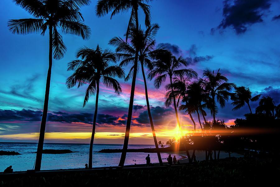 Hawaiian Sunset by Brian Johnson